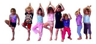 l'albero yoga bambini