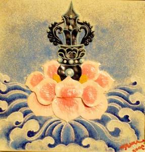 lotus-born-vajra